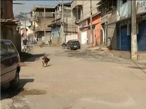 Blitz do MG: Moradores do Bairro Alegre em Timóteo pedem asfaltamento em vias - Muitos problemas na via incomodam os moradores.