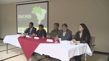 Encontro entre chefes de inteligência da Região Norte debate segurança - Reunião ocorre duas semanas após série de homicídios registrados em Manaus.