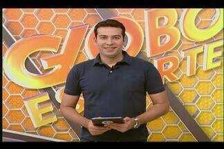 Globo Esporte – TV Integração – 04/08/2015 - Assista às notícias do esporte na região com Rogério Simões.