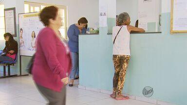 Pacientes da rede pública de saúde de Guaxupé (MG) estão há três semanas sem fazer exames - Pacientes da rede pública de saúde de Guaxupé (MG) estão há três semanas sem fazer exames