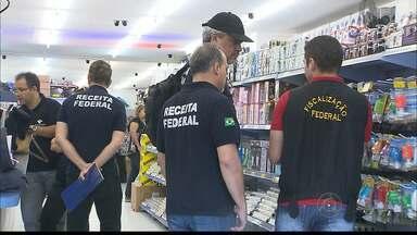 JPB2JP: Lojas de produtos importados são acusadas de sonegação de impostos - Ficam no Centro de João Pessoa.