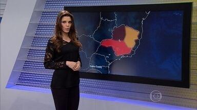 Belo Horizonte e cidades vizinhas seguem sem previsão de chuva para os próximos dias - Umidade do ar na capital chegou a 30% na tarde desta terça-feira (4).
