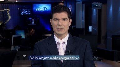 Aneel autoriza aumento da conta de luz em Santa Catarina - Aneel autoriza aumento da conta de luz em Santa Catarina
