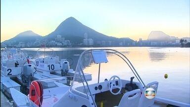 Lagoa recebe terceiro evento teste para Jogos Olímpicos - A Lagoa recebe o terceiro evento teste para os Jogos Olímpicos. Serão testadas várias áreas de atuação com o campeonato júnior de remo.