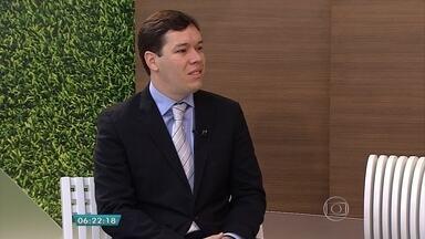 Casos de tumores de cabeça e pescoço têm aumentado em pessoas com menos de 45 anos - Veja a entrevista com o oncologista Arilto Silva.