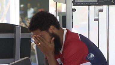 Sérgio Soares ainda tem dúvidas para escalar o Bahia na próxima rodada - Confira as notícias do tricolor baiano.