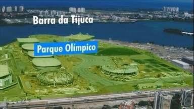 Conheça o Parque Olímpico, que receberá 16 modalidades nas Olimpíadas de 2016 - Faltando exatamente um ano para o evento, local tem obras em andamento