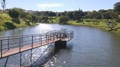 Parque Lagoa Dourada é a atração do quadro Tô de Boa - Parque fica aberto até às 22h