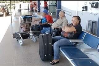 Cresce número de pessoas que optam por viajar de avião em Montes Claros - Dados são da Infraero.