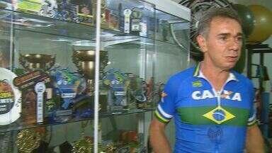 Ciclista de Araraquara é novo campeão brasileiro de Ciclismo Master - Ciclista de Araraquara é novo campeão brasileiro de Ciclismo Master
