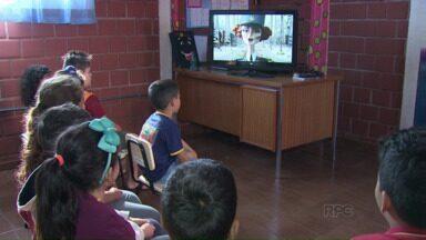 Centro oferece atividades no contraturno para crianças - O CEPAS, localizado no conjunto Aquiles Stenguel, zona norte de Londrina está com vagas abertas para as crianças que quiserem participar de atividades lúdicas no contraturno da escola.