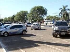 Estacionamento rotativo será cobrado nas avenidas paralelas a partir de setembro - Estacionamento rotativo será cobrado nas avenidas paralelas a partir de setembro