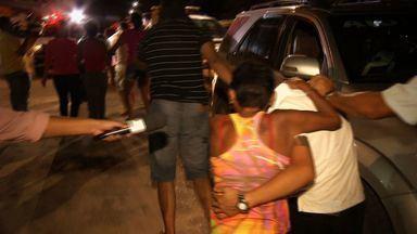 Treze pessoas foram presas durante velório em Fortaleza - Caso ocorreu no Bairro Conjunto Palmeiras.
