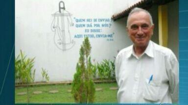 Padre Humberto Pietrograndi morre no Piauí - Ele fundou o Movimento de Educação Promocional do Espírito Santo.