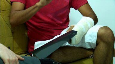 Cliente diz ter sido agredido após recusar chocolate como troco em lanchonete de Fortaleza - Franquia onde ocorreu agressão será fechada.