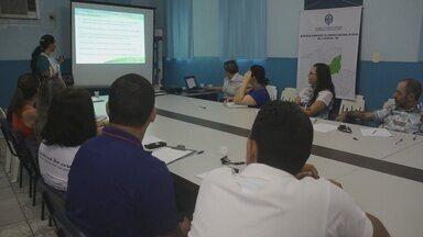 Programa de Saúde na Escola é discutido em Ji-Paraná - Profissionais da educação vão desenvolver atividades que envolvam cuidados com a saúde em escolas do município.