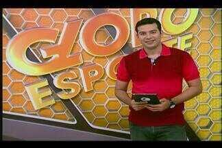 Globo Esporte – TV Integração – 05/08/2015 - Veja às notícias do esporte na região com Rogério Simões