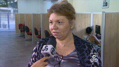 Procon faz fiscalização surpresa em garagem de empresa de transporte coletivo - Operação ocorreu na manhã desta quarta-feira, em Manaus.
