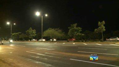 Veja como está o trânsito na avenida Carlos Cunha após modificações - Veja como está o trânsito na avenida Carlos Cunha após modificações
