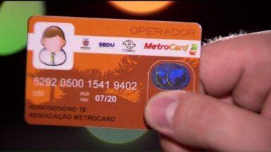 Começa a funcionar nesta quinta-feira (06) o novo cartão Metrocard na Região Metropolitana - Na véspera do funcionamento do novo cartão, muitos passageiros ficaram confusos com as mudanças.