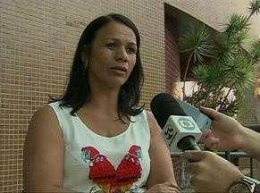 Vereadora Rosimery da Apodec participa de reunião no Ministério Público em Caruaru - Parlamentar foi até o local a convite do promotor Marcos Tieto.