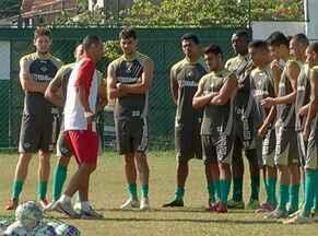 Cabofriense corre para se armar para a Copa Rio - Jogadores começaram a treinar nesta semana.