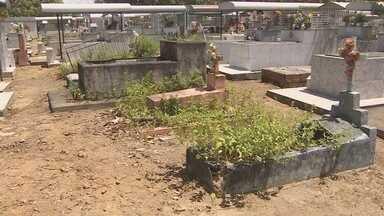35 mil lotes em cemitérios precisam ser recadastrados - Os donos de lotes nos cemitérios de Macapá, que ainda não fizeram o recadastramento, vão ter mais uma chance agora em agosto. Trinta e cinco mil lotes ainda precisam ser recadastrados.