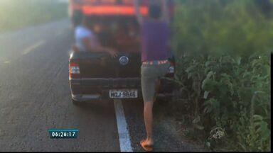 Operação prende oito pessoas suspeitas de fraudes em transporte escolar em Itarema - Prisões ocorreram em Itarema, Fortaleza, Hidrolândia e Nova Russas.