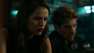 Capítulo de 06/08/2015 - Giovanna desconfia da relação entre Alex e Angel