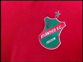 Atlântico tenta retomar passado histórico no futebol - Clube volta as disputas da federação gaúcha depois de muitos anos.