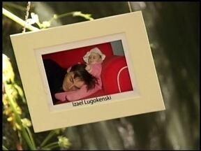 Telespectadores prestam homenagens aos pais - Fotos foram enviadas para o Jornal do Almoço.