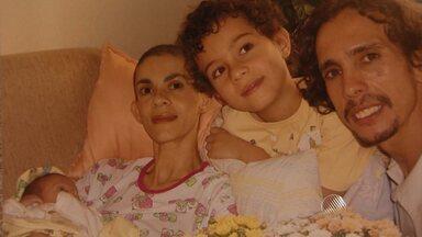 Dia dos pais: Conheça um pai que cuidou da esposa com câncer e de dois filhos - Veja na reportagem especial do BATV.