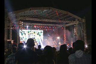 Em Paragominas, feira agropecuária destaca novidades do agronegócio - Os shows de forró atraíram muitos visitantes.