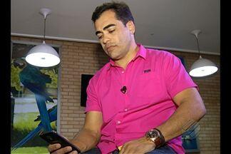 Em Belém, empresário aciona polícia ao se apaixonar por perfil falso em rede social - Dono de lanchonetes se interessou pelo perfil que estudante criou para investigar o ex-namorado. Polícia foi chamada para esclarecer a farsa.