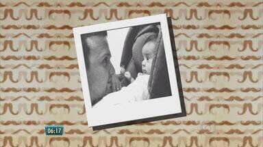 Carinho e cumplicidade marcam celebrações do Dia dos Pais - Telespectadores mandaram fotos de momentos marcantes.
