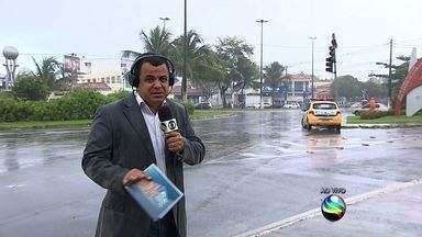 Trânsito muda na Zona Sul de Aracaju - Trânsito muda na Zona Sul de Aracaju.
