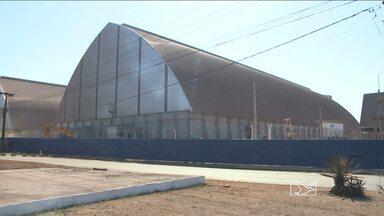 Presidente realiza inauguração do Terminal de Grãos do Maranhão, no Porto do Itaqui - O Tegram fica no Porto do Itaqui, em São Luís, e é estratégico para aumentar a exportação de grãos do Brasil pelo Maranhão.