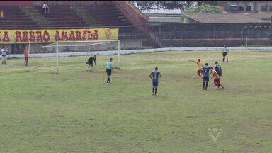 Na Caneleira, Jabaquara derrota o Mauaense de virada - Éric Mamer foi o autor dos dois gols da vitória por 2 a 1.