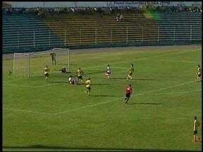 Ypiranga perde a segunda no Brasileirão - O canarinho enfrentou o RB Brasil em casa pelo grupo 7 da competição.