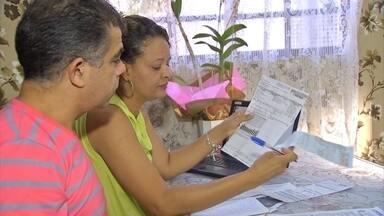 Maioria dos casais não abre o jogo sobre quanto cada um ganha - Serasa mostra que só 3% dos casais não escondem nada sobre o dinheiro. Isso não acontece com casal Lacir e Lucilene, que moram em Campo Grande.