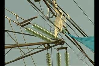 Pipas presas na fiação resultaram em mais de 2 mil interrupções na rede elétrica no Pará - Uma simples brincadeira pode gerar transtornos e prejuízos.