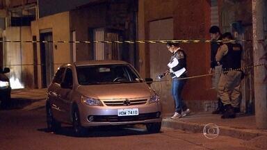Policial militar morre baleado em Belo Horizonte - Crime foi no bairro Maria Helena, na Região de Venda Nova.