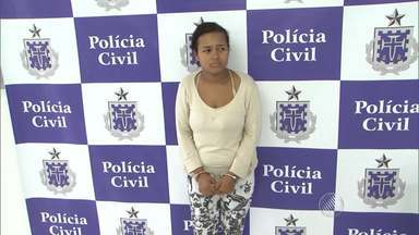 Mulher suspeita de dar chumbinho à filha é liberada de presídio - Daniela Albertino Santos contou à polícia que cometeu o crime após uma briga com o pai da filha.