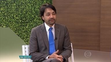 Existem mais de 150 tipos de dor de cabeça; assista a entrevista com neurologista - Entrevista ao vivo com o médico Henrique Carneiro.