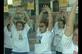 Prática de exercícios garante qualidade de vida e mais disposição para idosos - Projeto de lazer e esporte abre inscrições gratuitas em Belém.