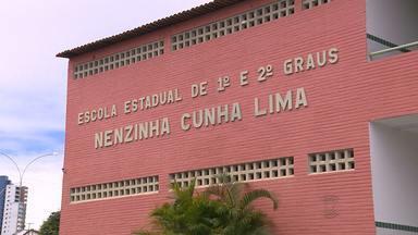 Escola é arrombada em Campina Grande - Fato aconteceu no bairro do José Pinheiro