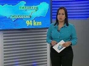 Ajudante de caminhão é morto a tiros em Garanhuns, no Agreste - Crime foi registrado no Bairro Heliópolis.