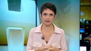 Bovespa abre a quarta-feira (12) em baixa - O principal motivo para a baixa é o anúncio da Agência de Riscos Moody's que baixou a nota do Brasil, apesar de ter melhorado a avaliação de negativa para estável. A cotação do dólar é de R$ 3,47.