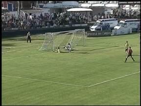 Ypiranga perde pelo Brasileirão - Foi a primeira derrota do canarinho em três jogos.