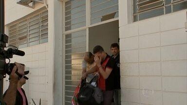 Ex-jogador do Corinthians é flagrado por tentar furtar caixa eletrônico no interior de SP - Segundo a polícia, 'Piá' participou do furto de envelopes bancários em caixas eletrônicos de Bauru, com mais três criminosos.